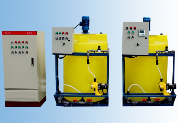 陕西循环水加药装置