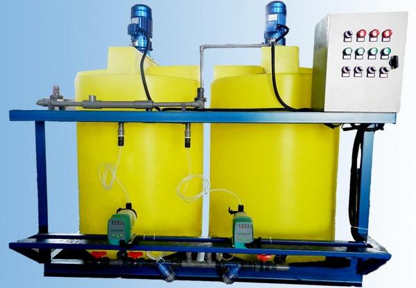 酸碱PH调节加药装置