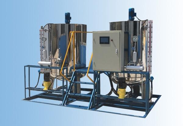 云南锅炉自动加药装置