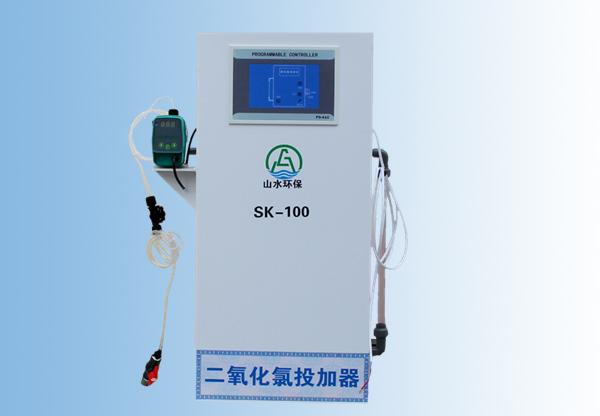 广西二氧化氯投加器