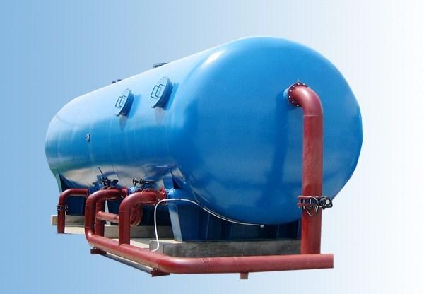 陕西压力式一体化净水器