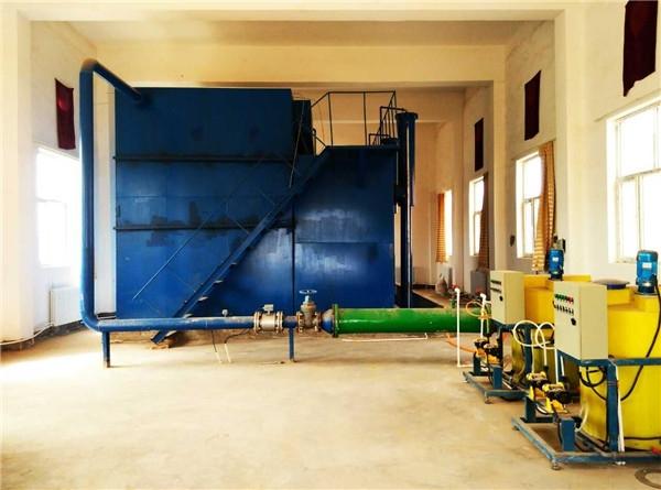 广西中小型饮用水一体化净水设备