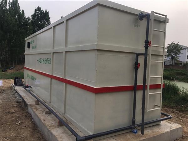 广西农村污水处理设备