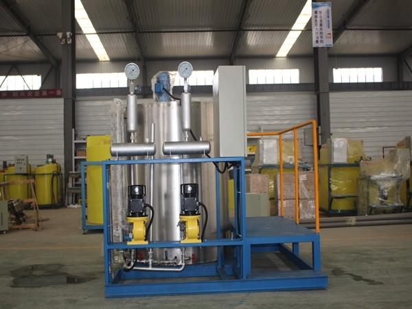 江西磷酸盐加药装置