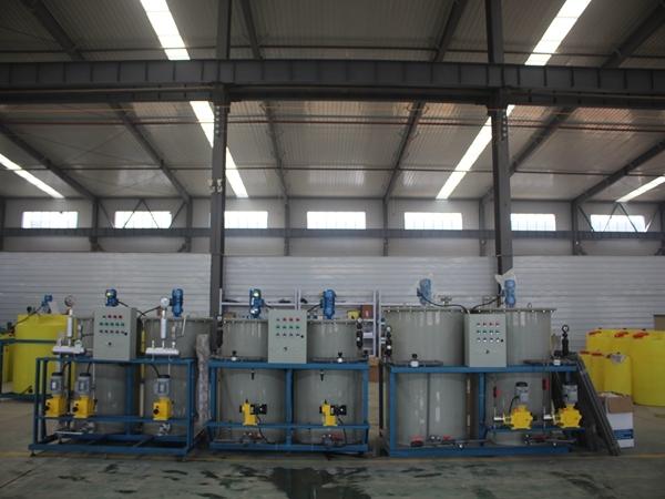 江西锅炉自动加药装置