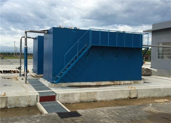 小型水厂一体化净水设备