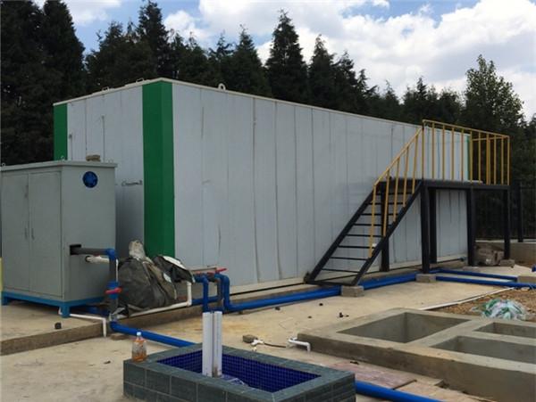 MBR生物膜一体化污水处理设备