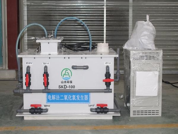 江西电解法二氧化氯发生器
