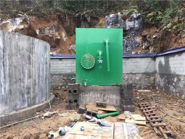 村镇供水一体化净水设备
