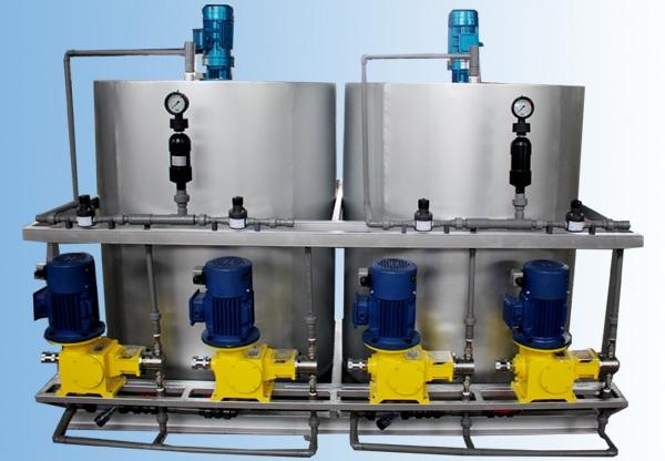 锅炉给水除氧加药设备