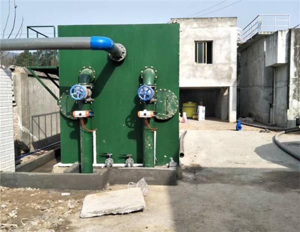 水库全自动一体化净水设备