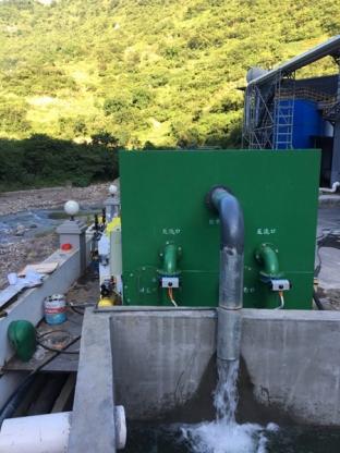 水厂一体化净水器