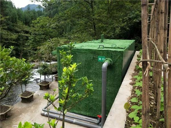 农村安全饮用水提升设备
