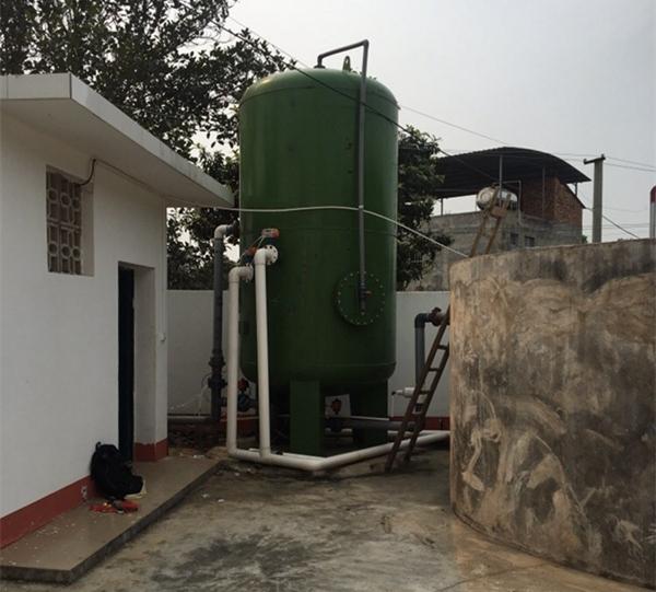 农村饮用水净化